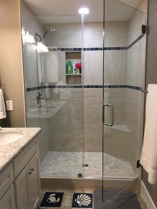 AAGLC Shower Door Gallery and Galveston Shower Door page1
