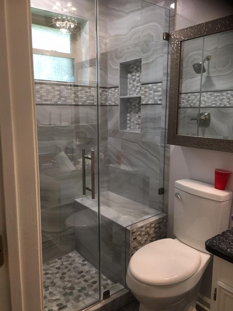 Houston Shower after
